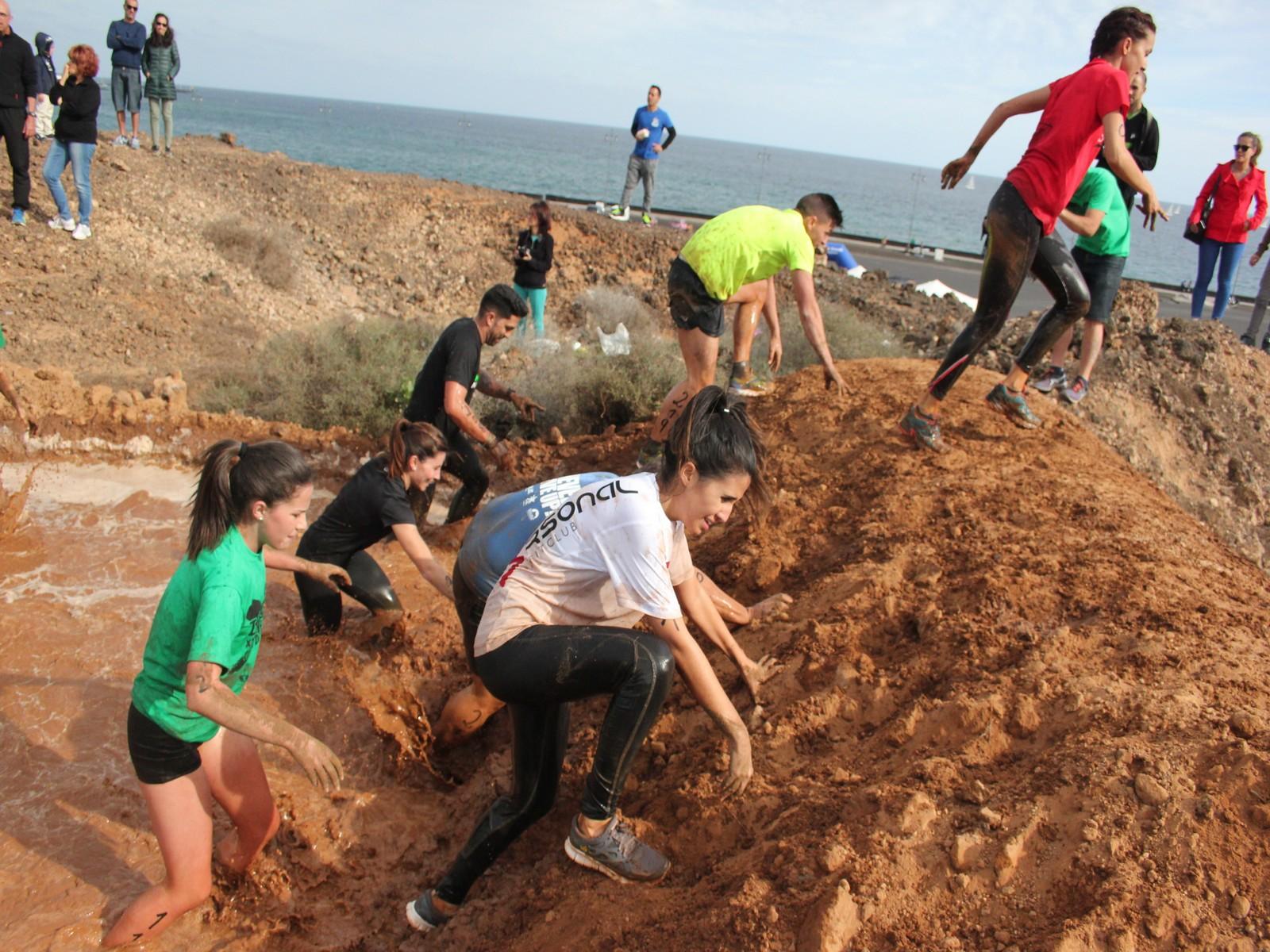 Xtreme Running ciudad de Arrecife