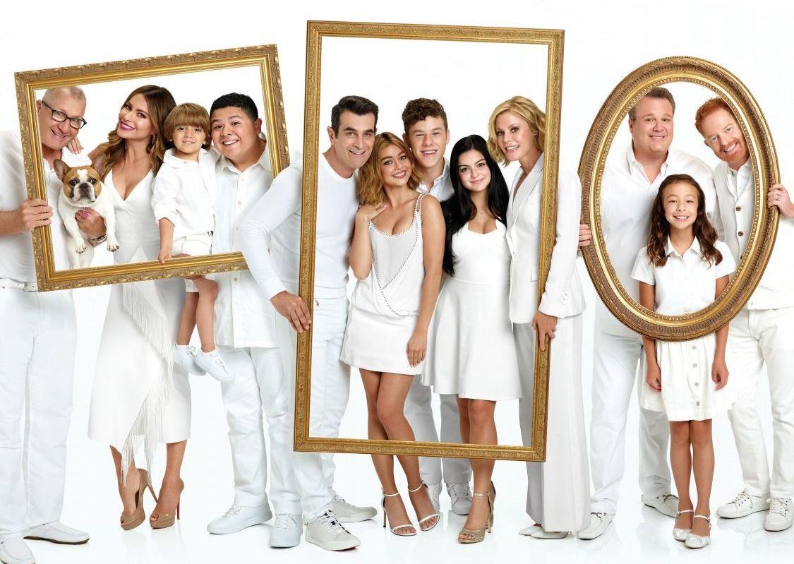 Actores de la serie televisiva Modern Family