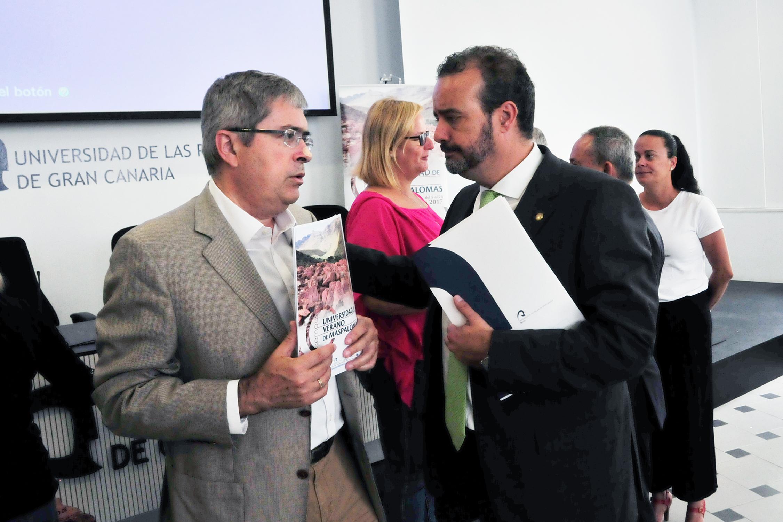 Marco Aurelio Pérez y Rafael Robaina