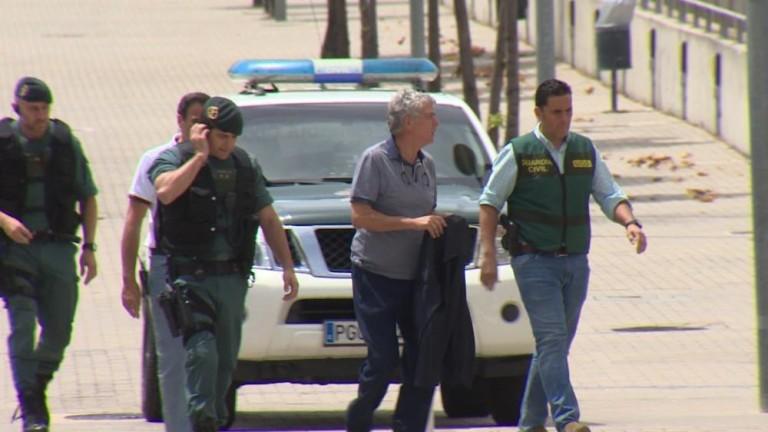 Ángel María Villar y la Guardia Civil