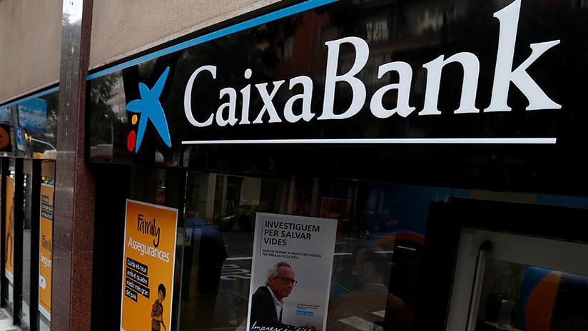 Fachada de Caixa Bank