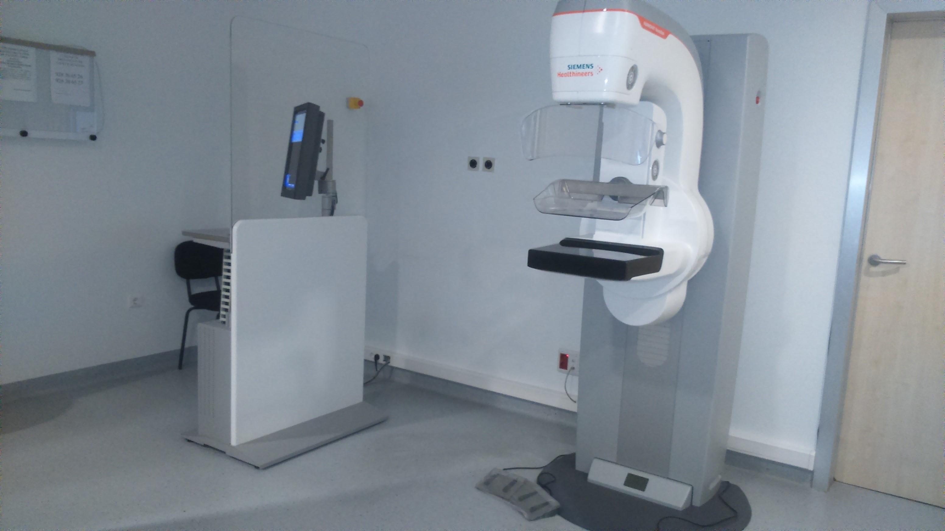 Mamógrafo