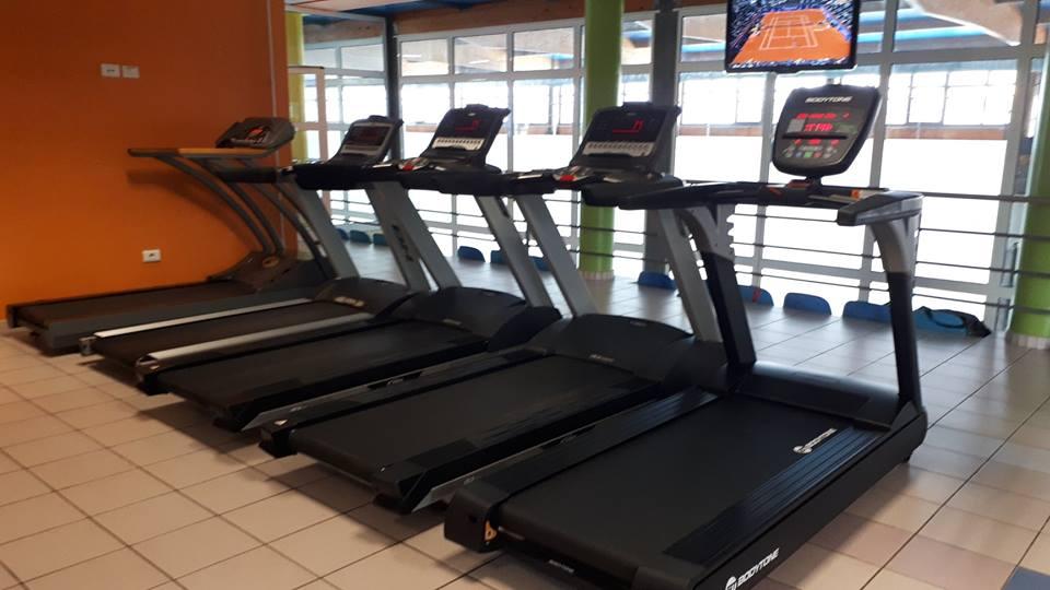 Nuevo equipamiento para el gimnasio de La Aldea