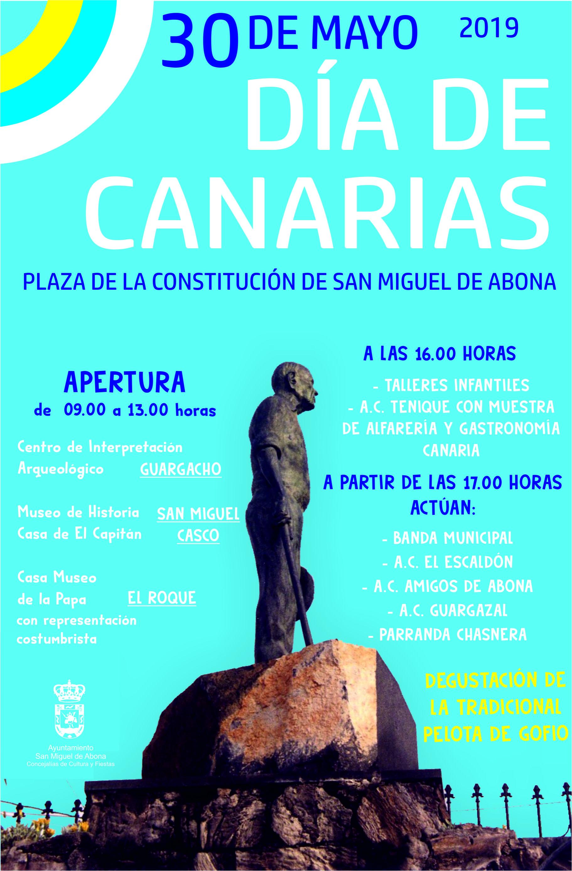 Actos Día de Canarias