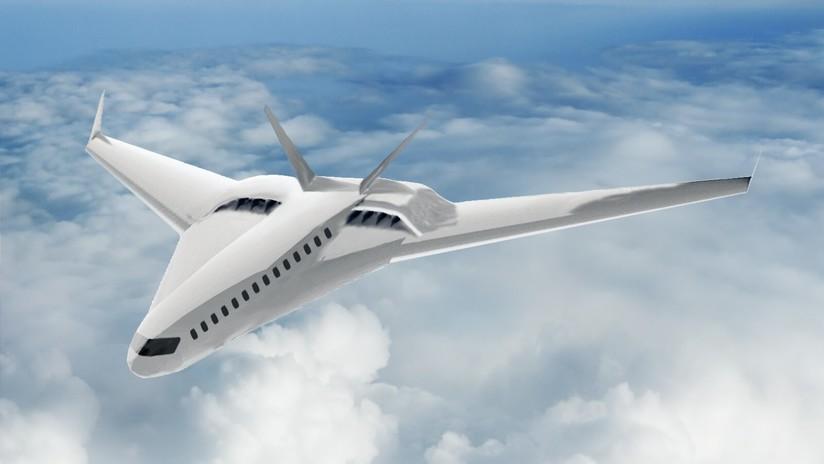 diseño de la aeronave eléctrica