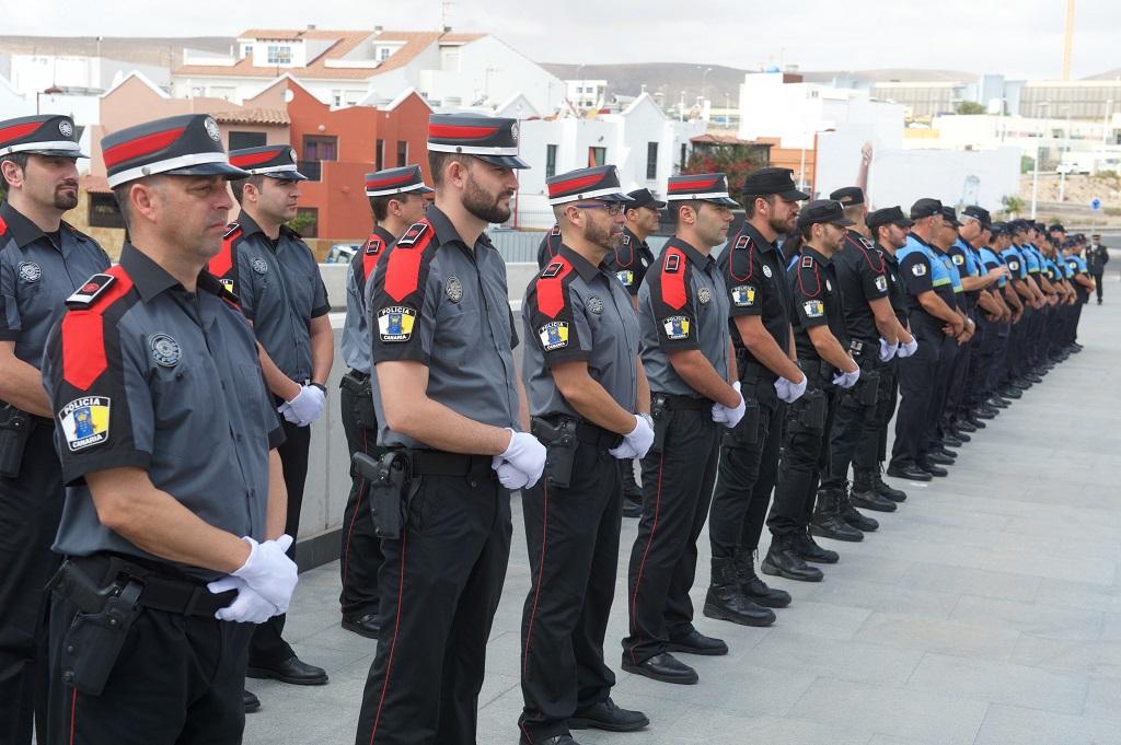 Policía Canaria