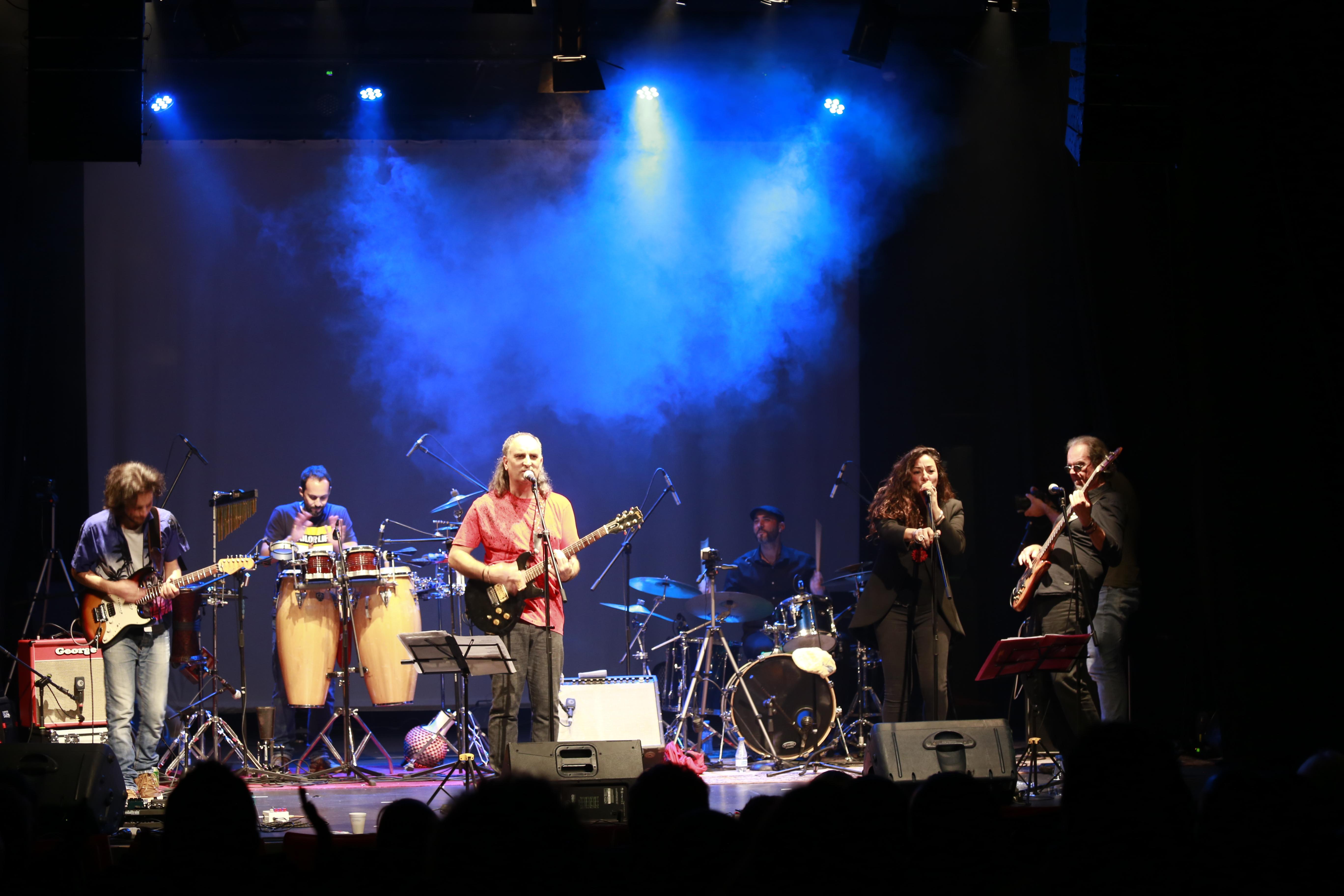"Grupo musical ""Kakofonías"""