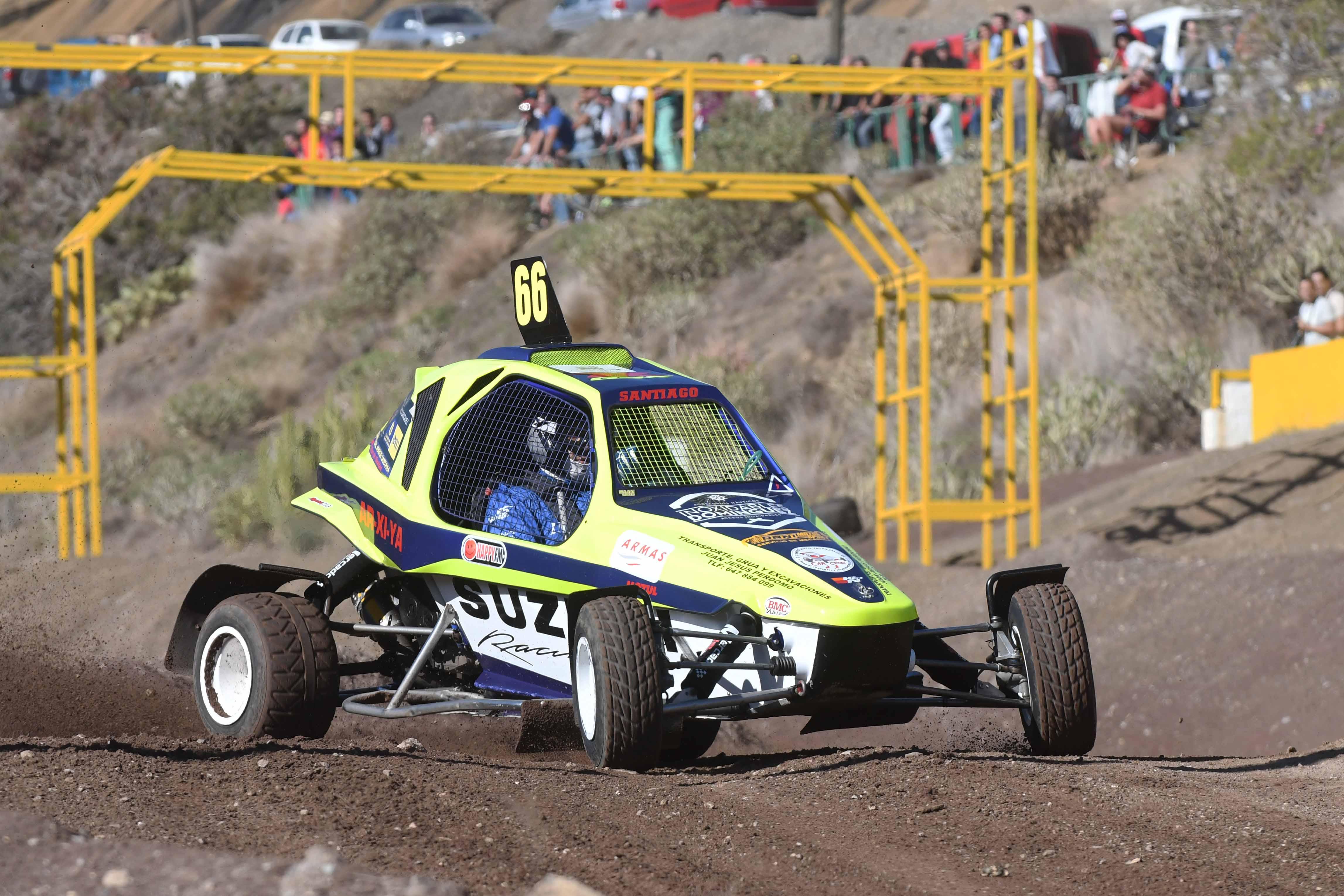 Slalom Ciudad Deportiva Islas Canarias