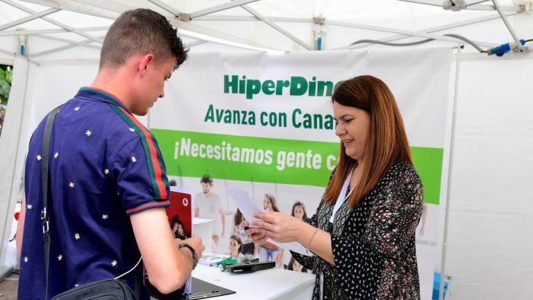 """HiperDino en la Feria """"Expofuturo"""""""