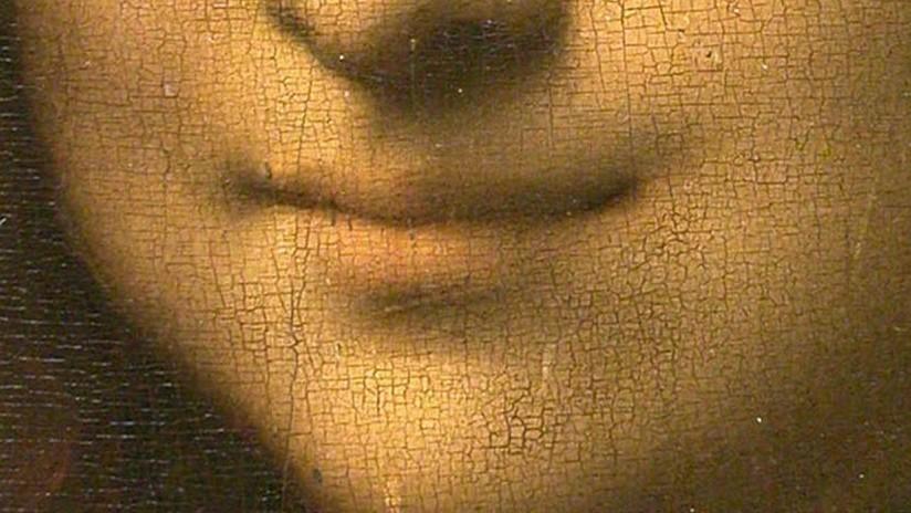La sonrisa de la Mona Lisa