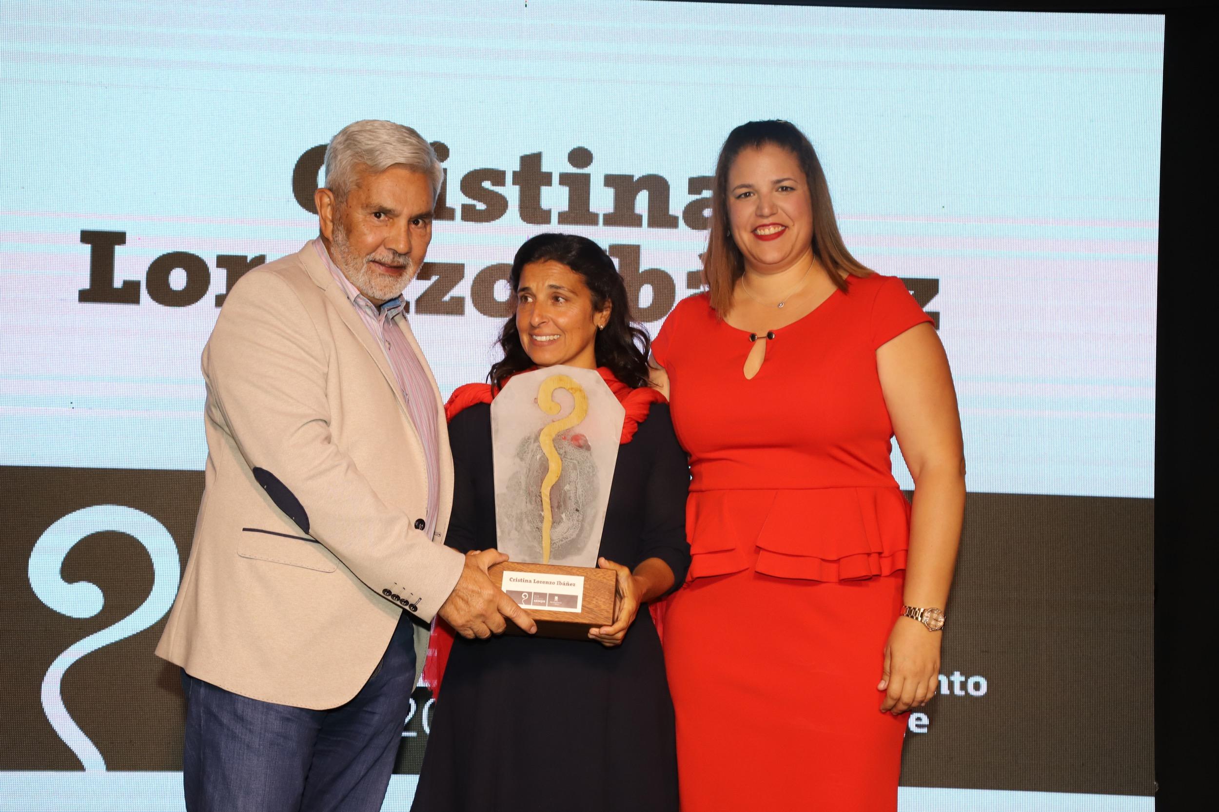 Entrega Premio Abinque 2020