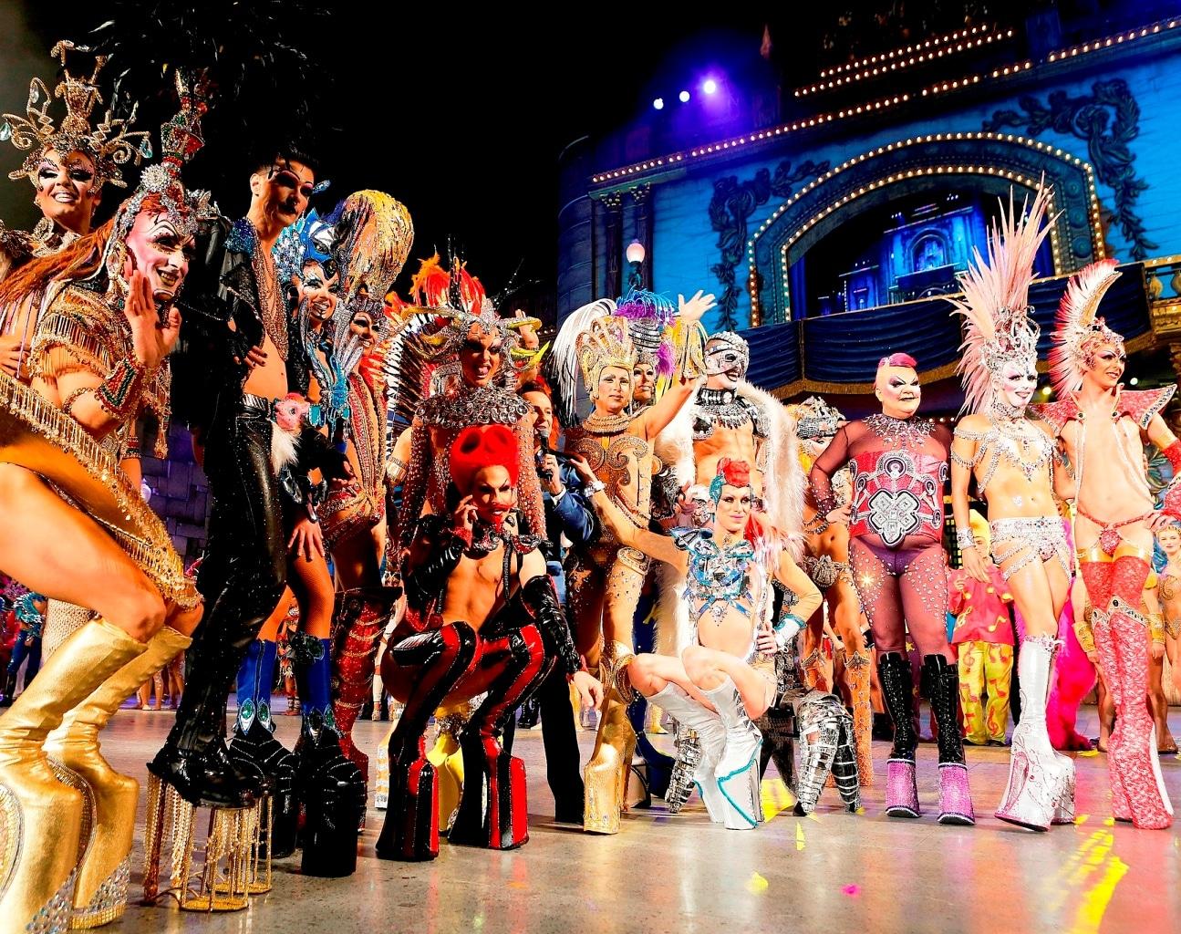 Drags Queen del Carnaval de Telde