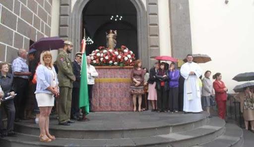 Fiestas de San Francisco de Padua en Santa Brígida