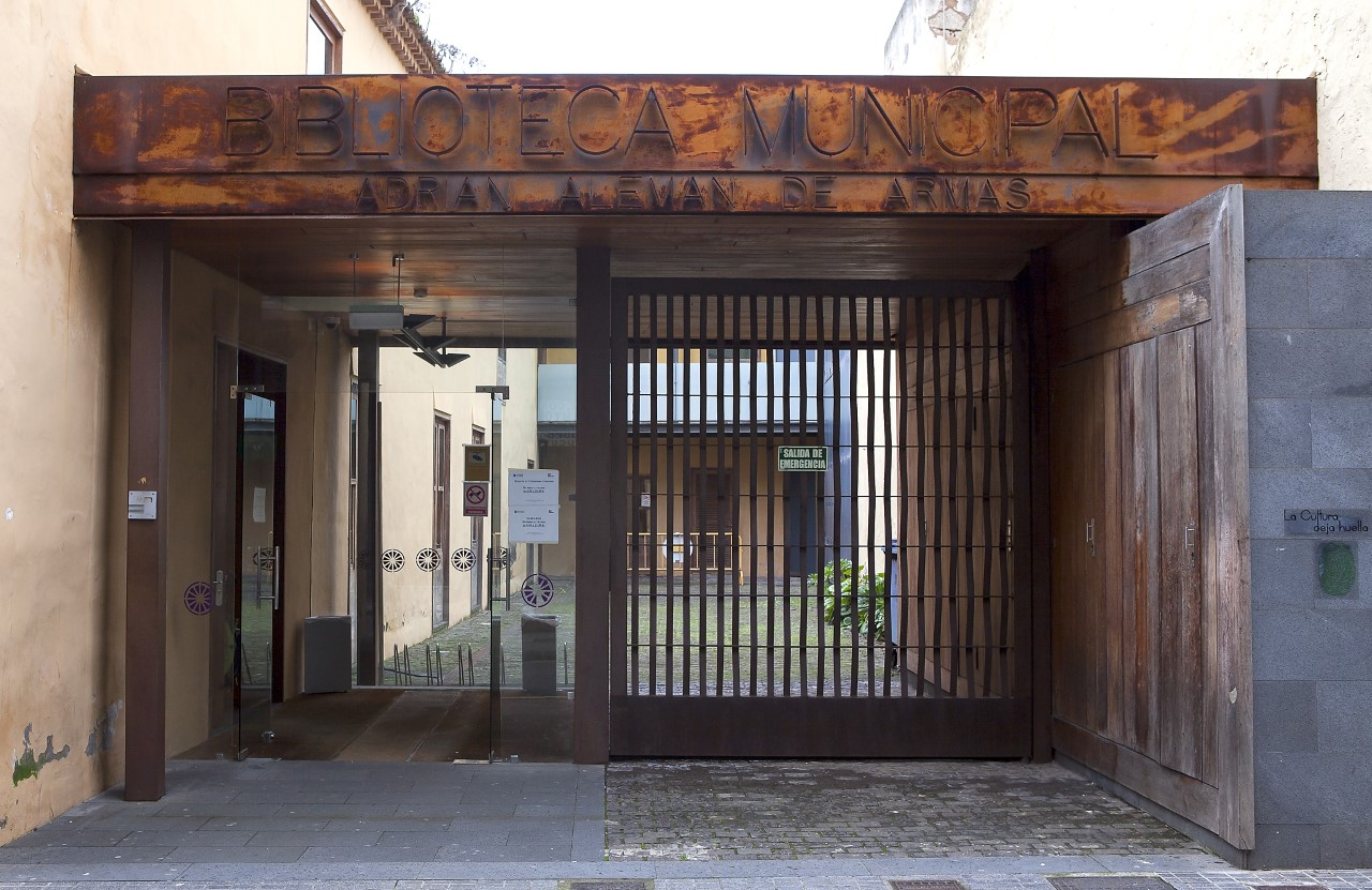 Biblioteca Municipal de La Laguna