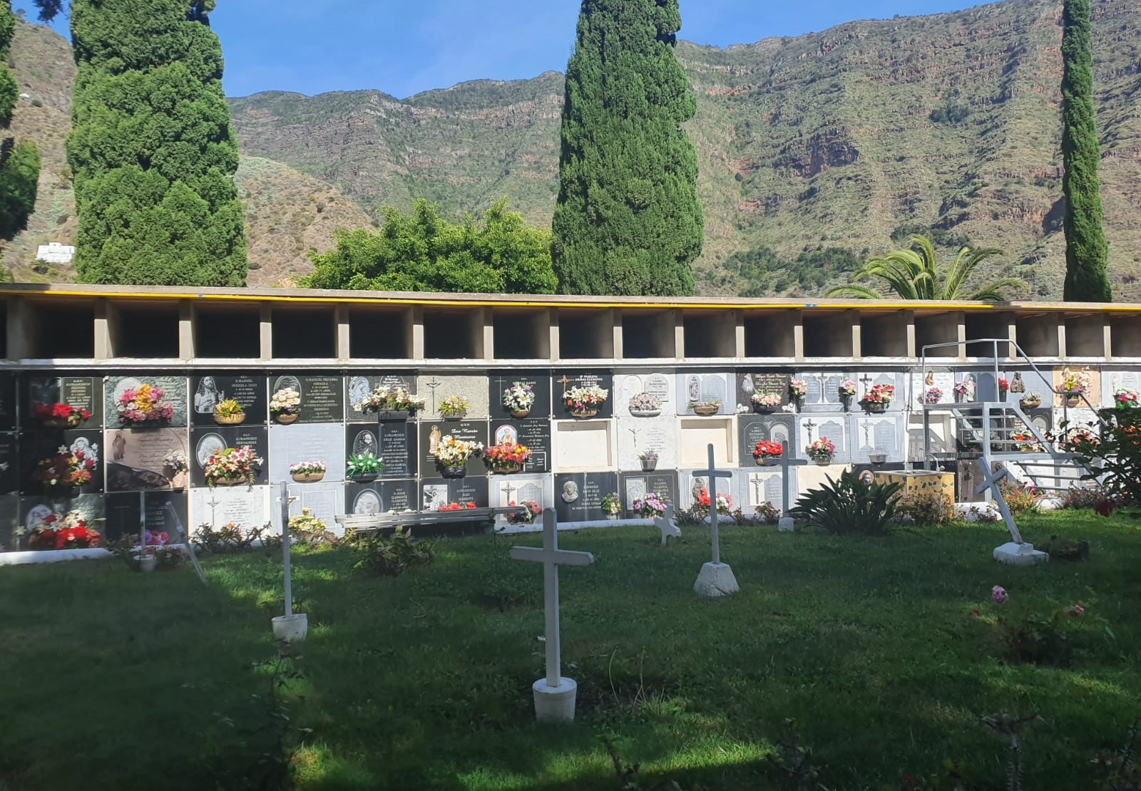 cementerio de Hermigua