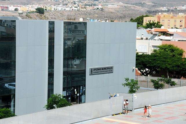 Oficinas Municipales de San Bartolomé de Tirajana