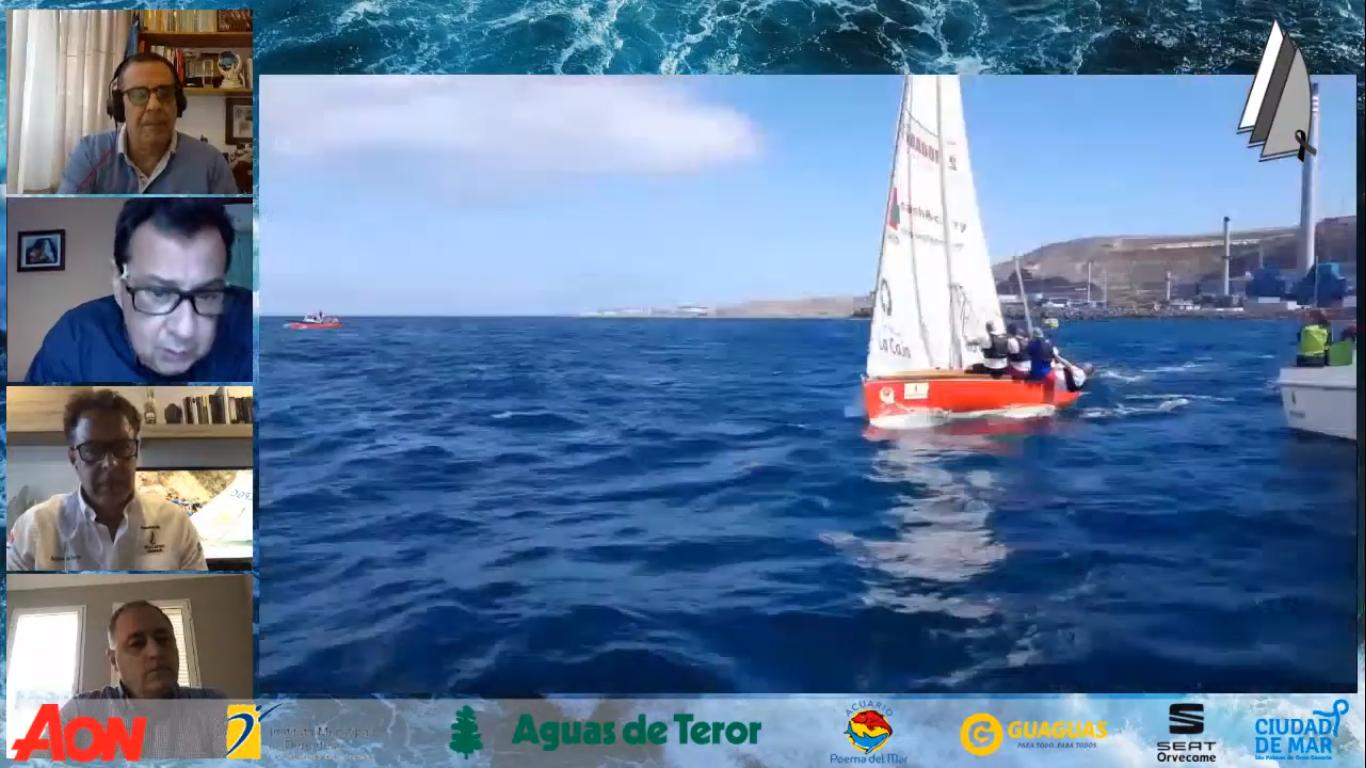 Encuentro Virtual de Vela Latina Canaria