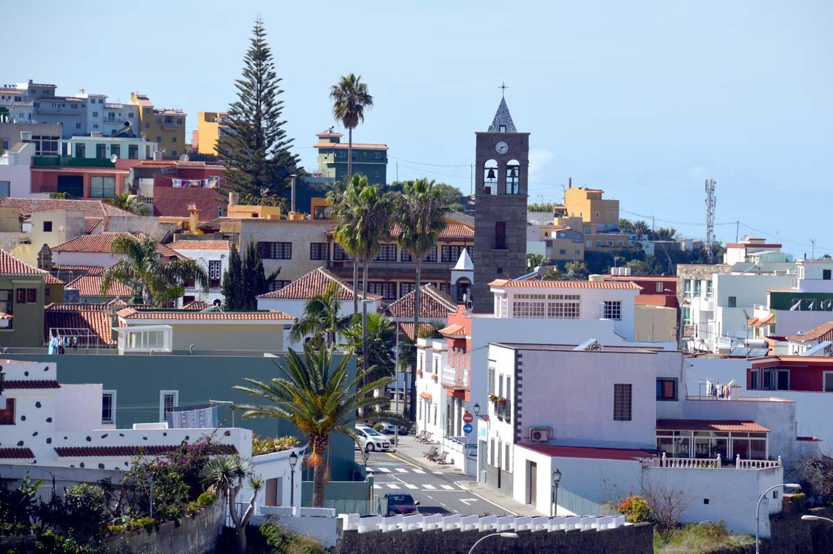 La Guancha. Tenerife