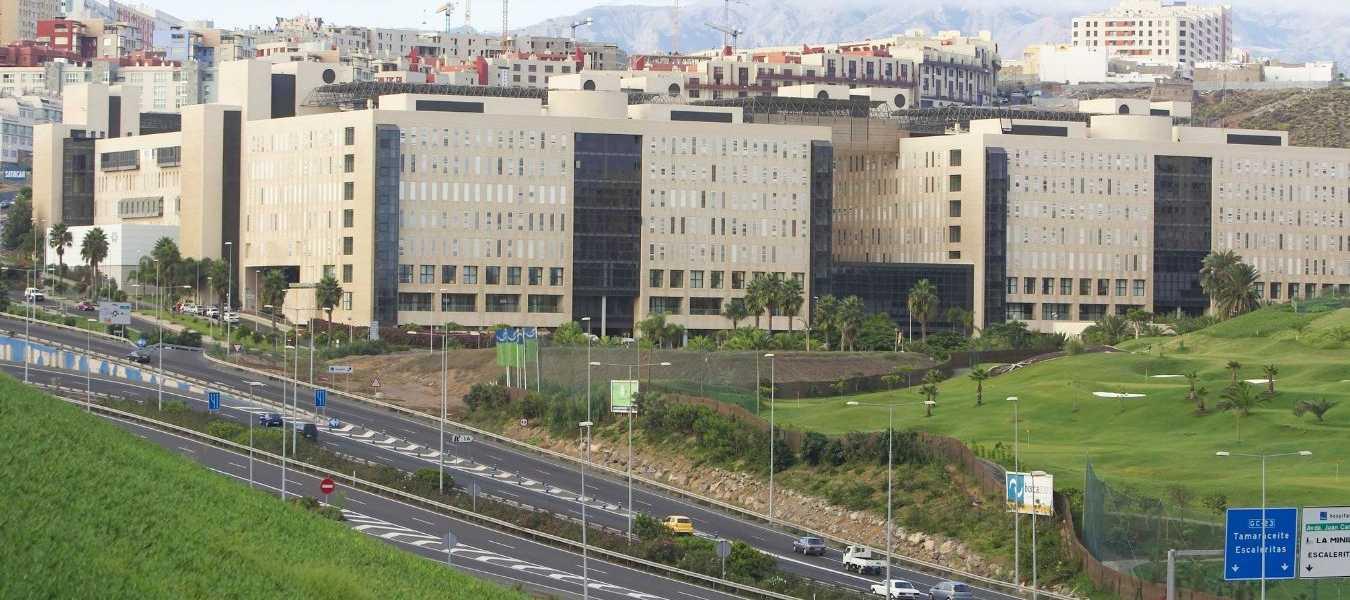Hospital de Gran Canaria Dr Negrín