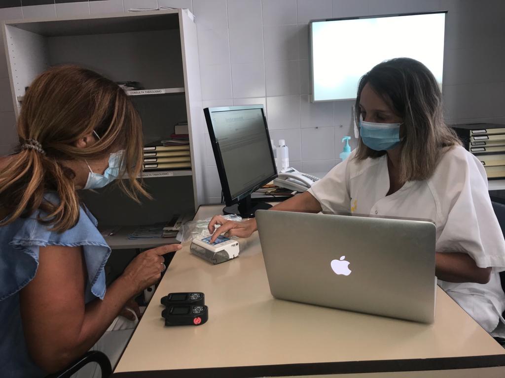 Consulta de hipertensión pulmonar en el Hospital Dr. Negín. Gran Canaria