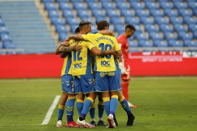 U.D. Las Palmas 3 - Ponferradina S.D. 0