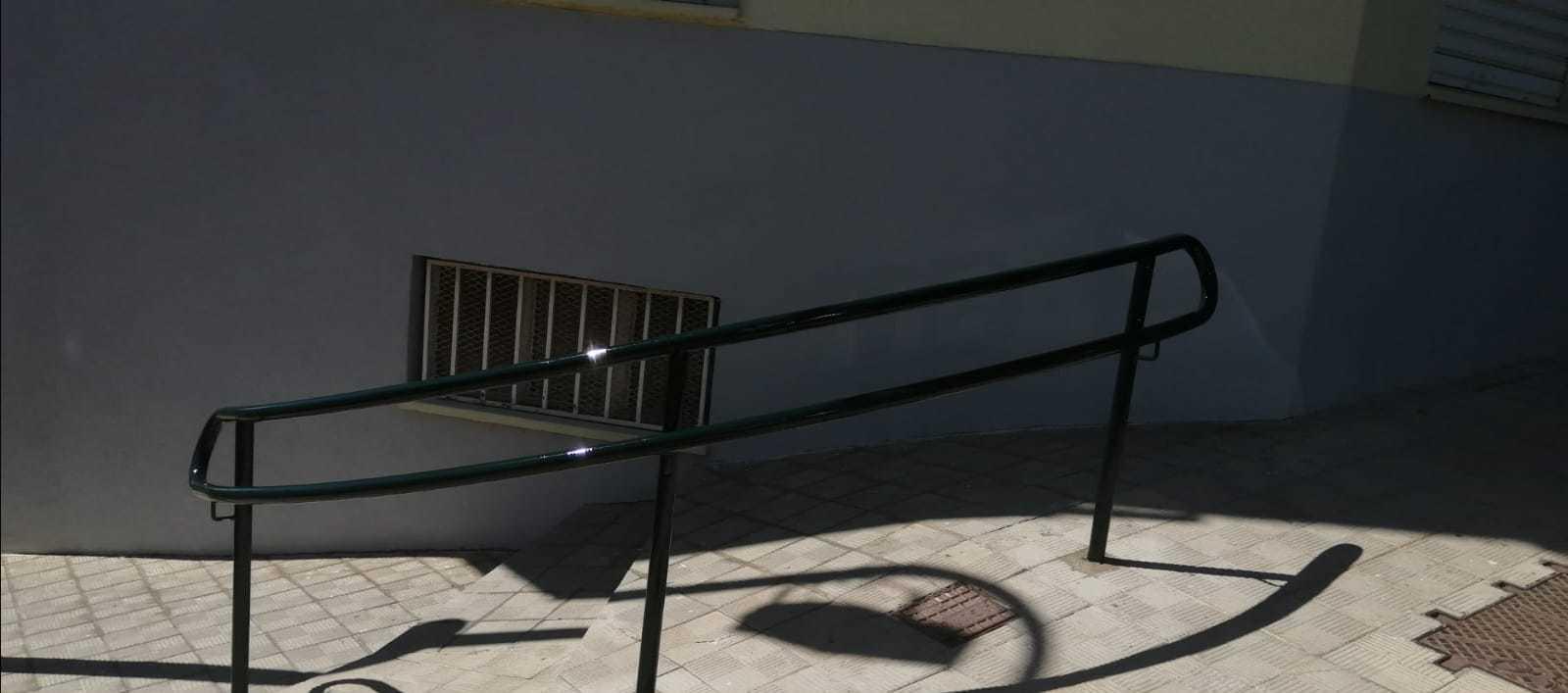 Santa Cruz de Tenerife. Obras sureste