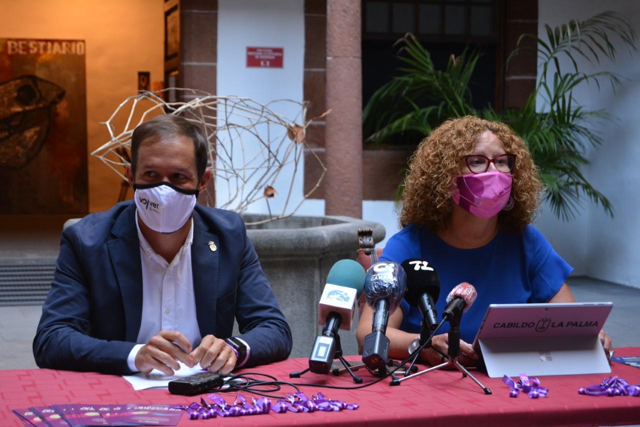 El Cabildo de La Palma lanza la campaña #LaBuenaNormalidad para prevenir la violencia de género