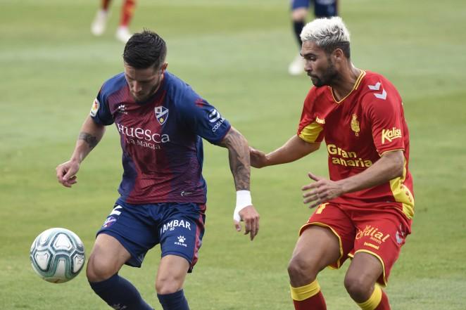 S.D. Huesca - U.D. Las Palmas