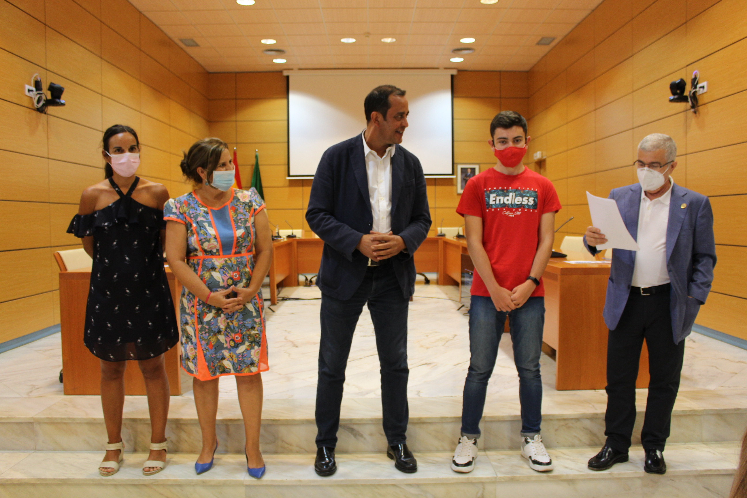 Mejor estudiante de Fuerteventura en la EBAU