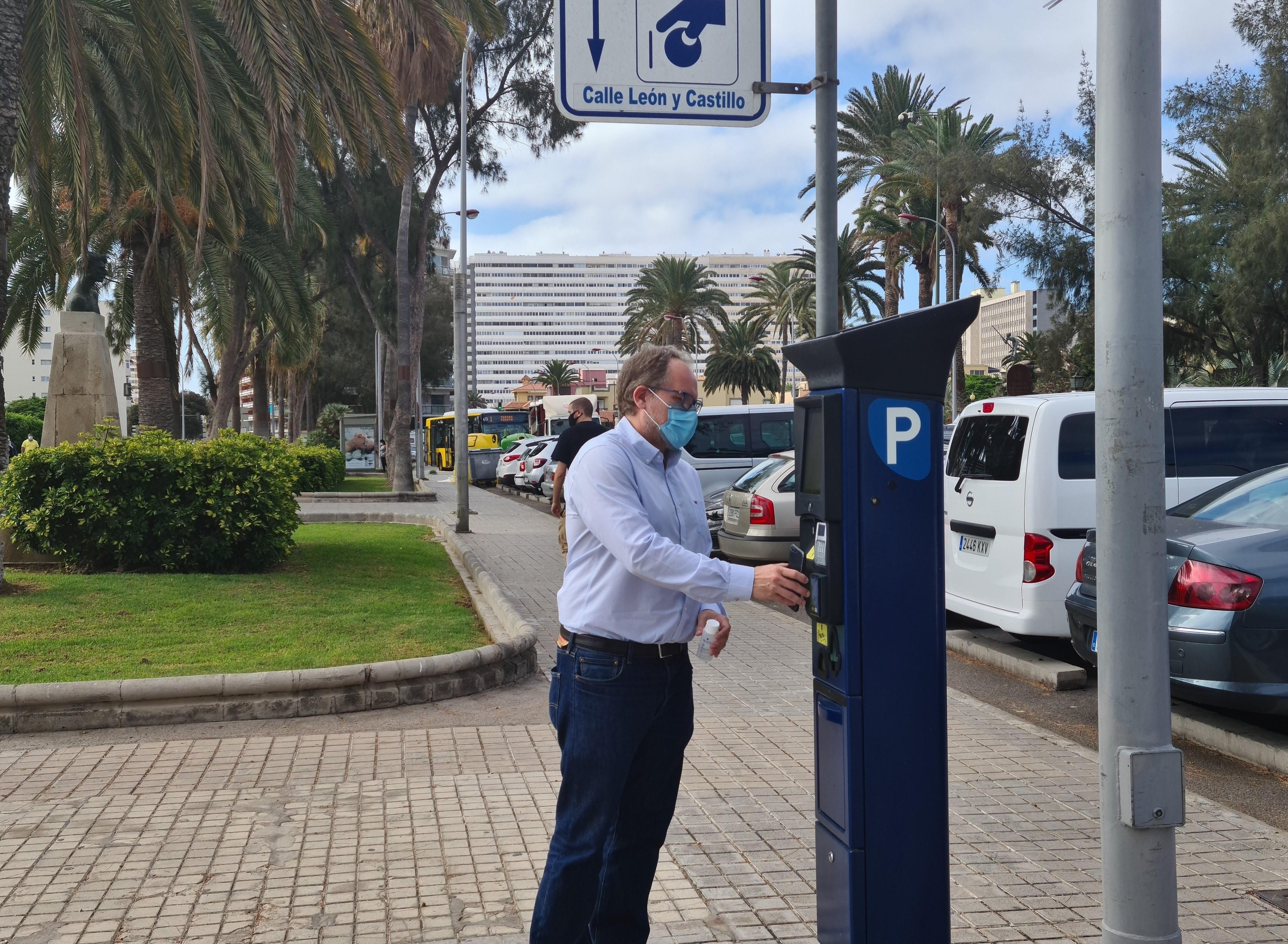 José Eduardo Ramírez. Las Palmas de Gran Canaria