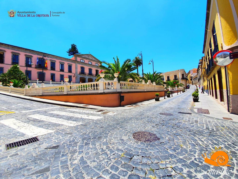 Ayuntamiento de La Orotava. Tenerife