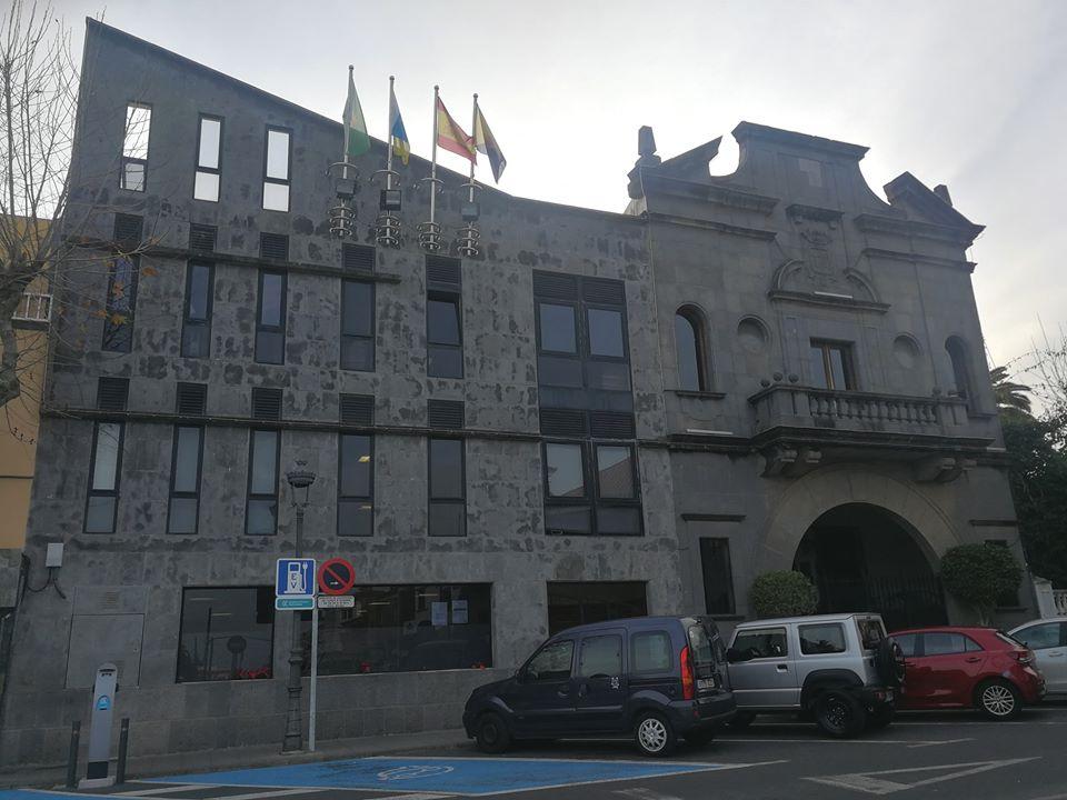 Ayuntamiento de Santa Brígida. Gran Canaria