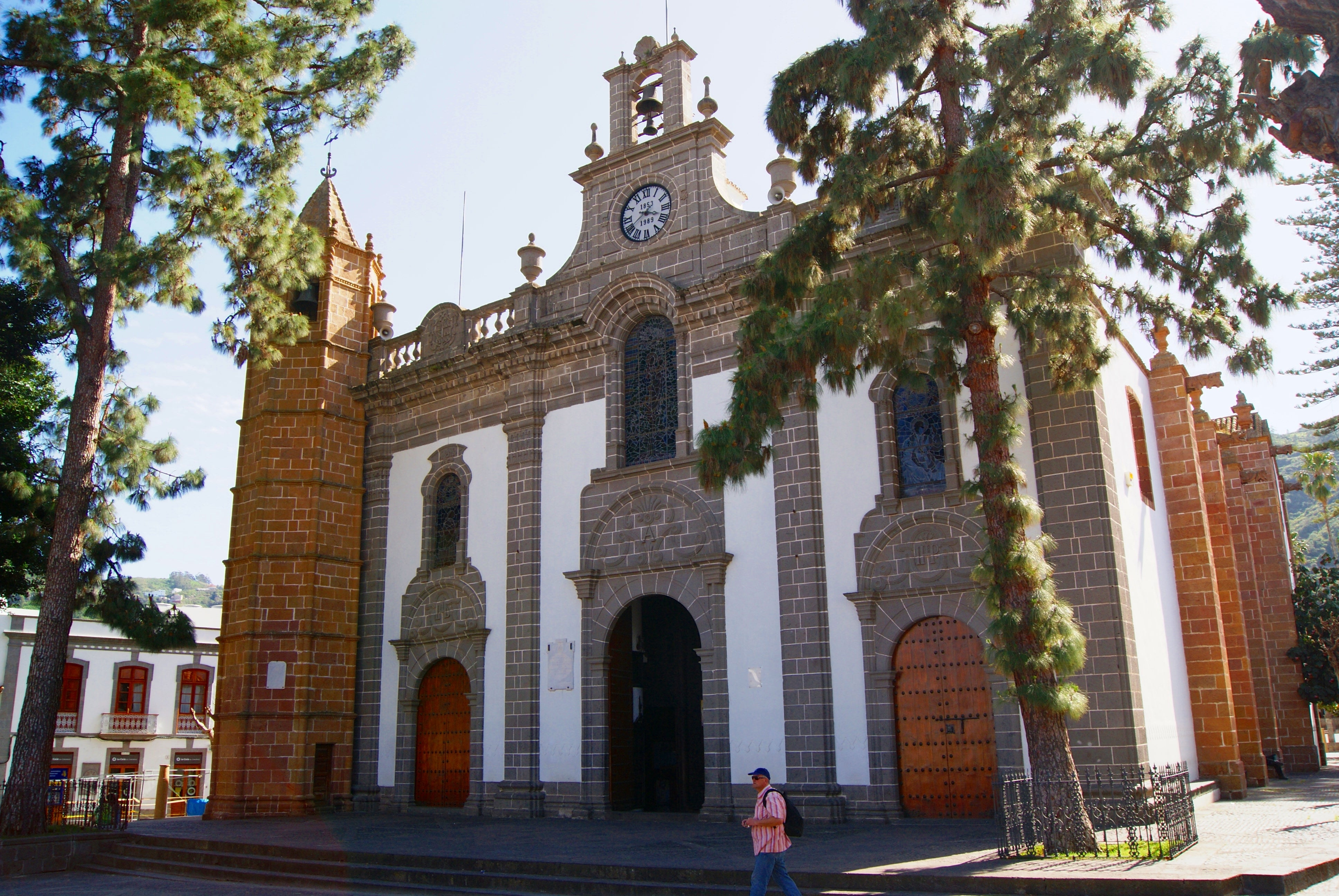 Basílica del Pino, Teror. Gran Canaria