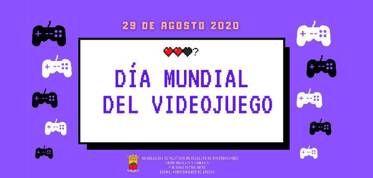 Día Mundial del Vídeojuego. Arucas