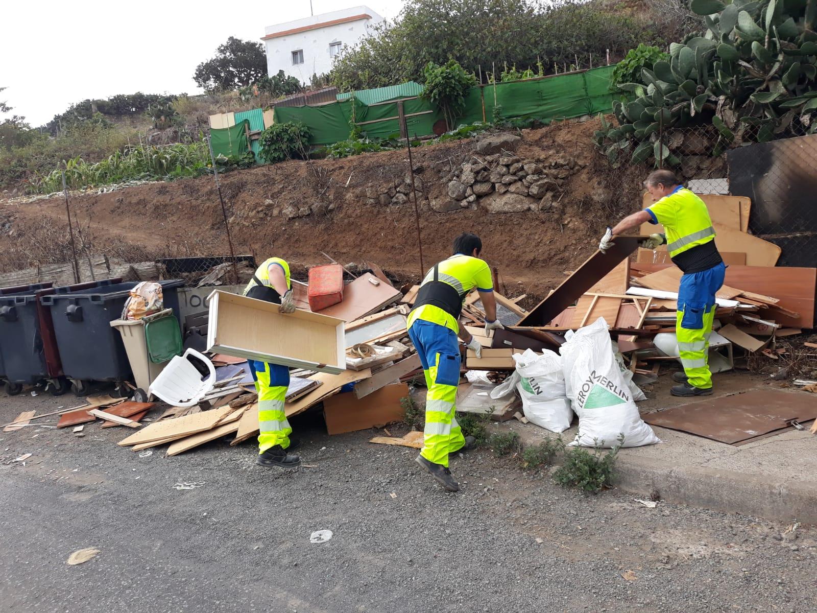 Servicio de Limpieza. Las Palmas de Gran Canaria