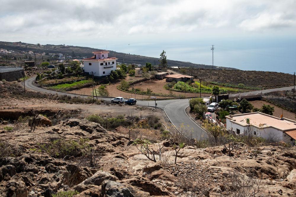Tijoco Alto. La Cocepción. Tenerife
