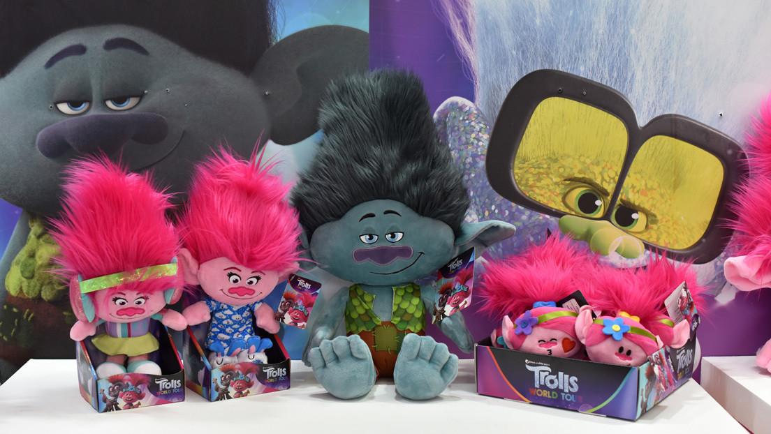 Muñecos de Trolls