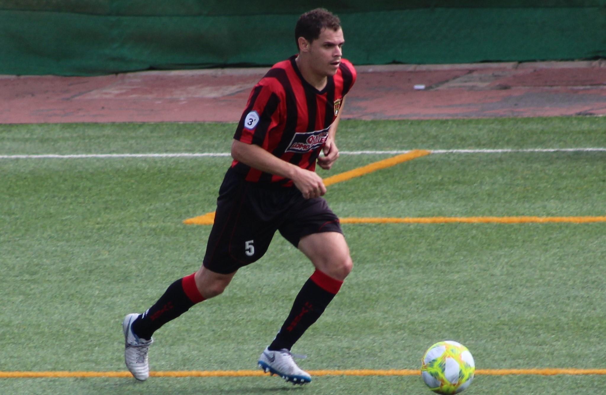 Elvis Suárez. Unión Viera