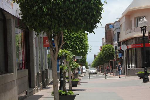 Zona Comercial Abierta de San Gragorio. Telde