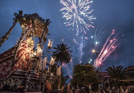 Fiesta de las Marías, Teror. Gran Canaria