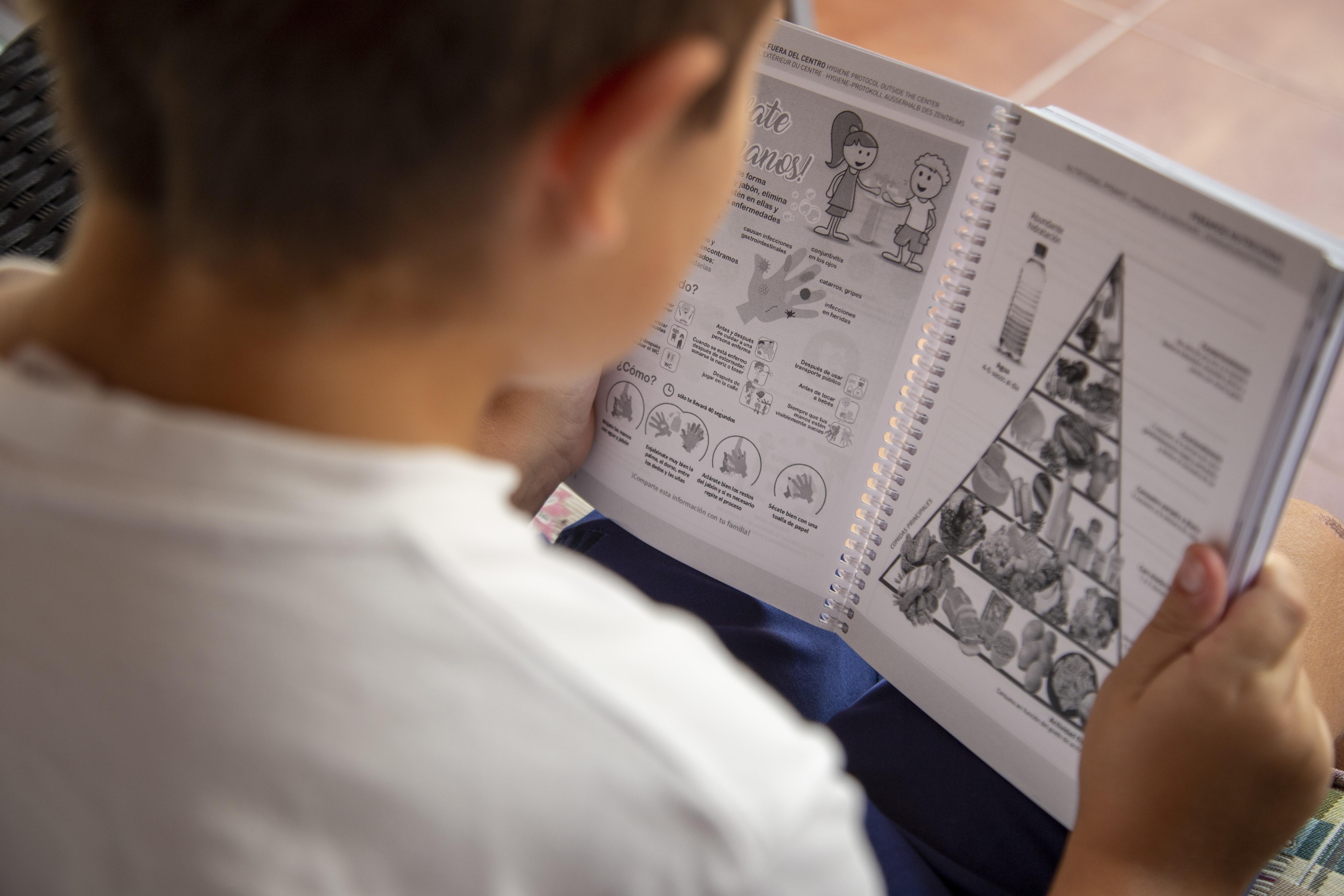 Agendas escolares de Valleseco. Gran Canaria
