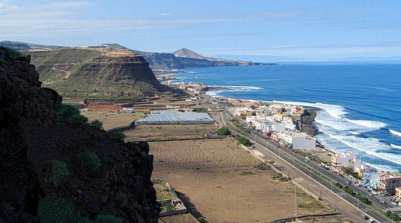 Vía Bañaderos-Pagador. Gran Canaria