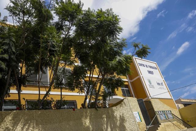 Instituto Municipal de Empleo y Formación (IMEF). Las Palmas de Gran Canaria