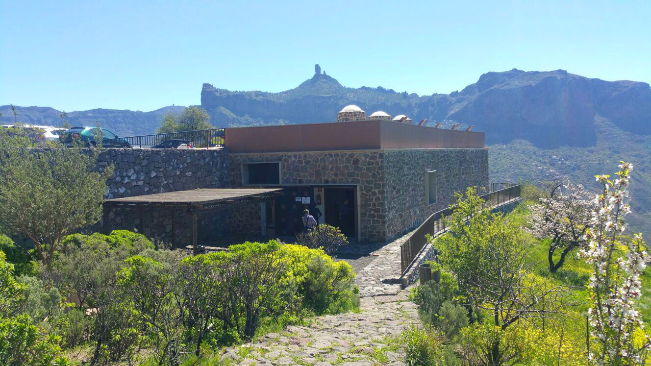 Centro de Interpretación del Bentayga. Gran Canaria