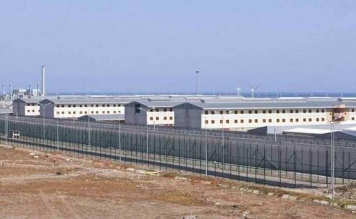Centro penitenciario de Juan Grande. Gran Canaria
