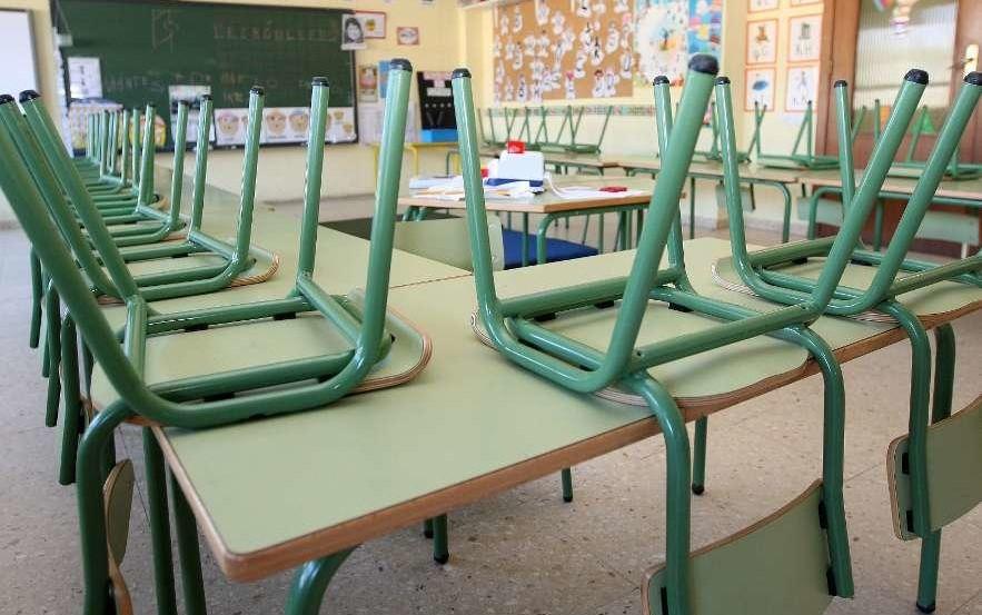 Centro educativo cerrado