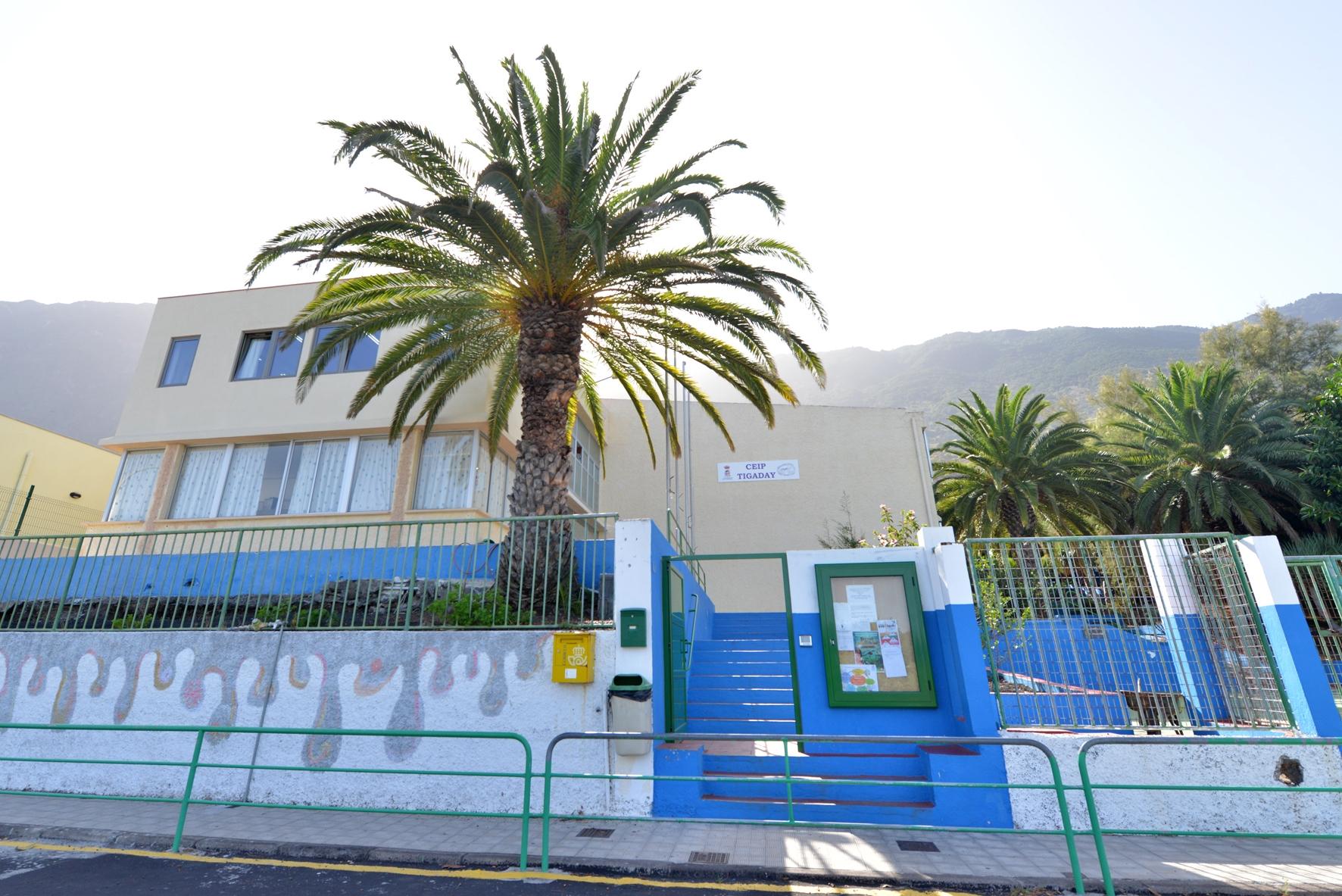 Colegio Tigaday. El Hierro