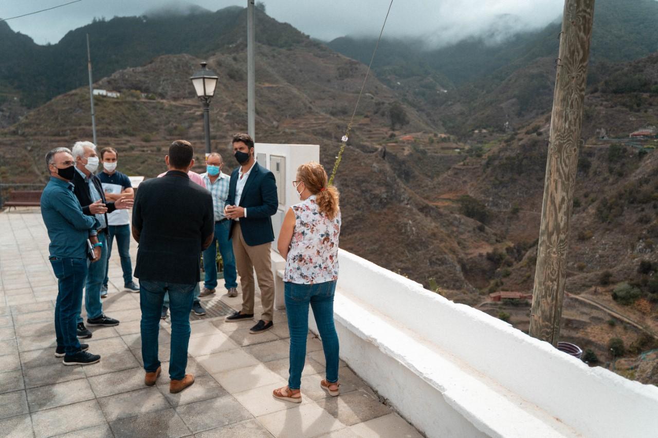Reivindicaciones vecinales de El Batán. La Laguna. Tenerife