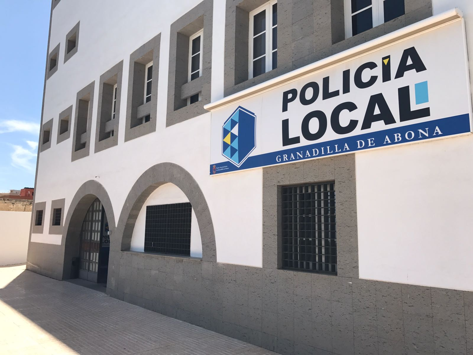 Policía Local de Granadilla de Abona. Tenerife