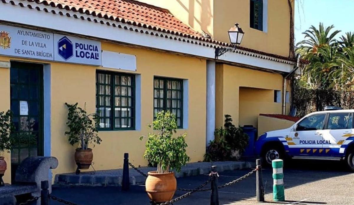 Policía Local de Santa Brígida. Gran Canaria